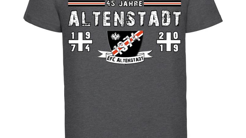 T-Shirt 45 Jahre