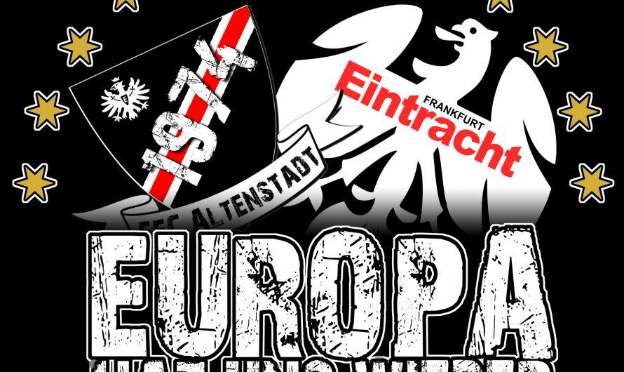 Europa hat uns wieder – neue T-Shirts des EFC